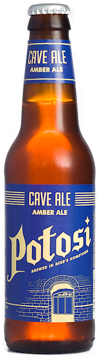 Cave Ale Amber