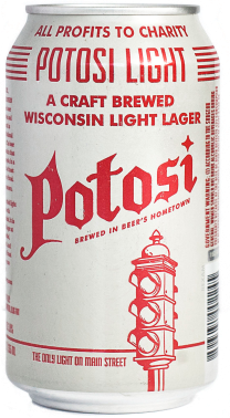 Potosi Light Craft Beer