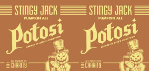 Stingy Jack Tap Handle