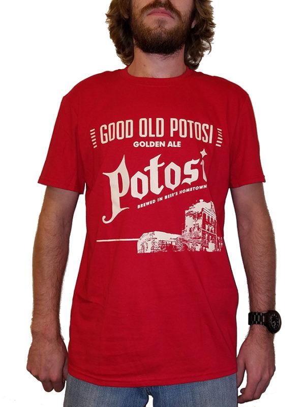 Good Old Potosi Tee