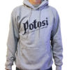 Potosi Comfy Hooded Pullover - Heather Gray