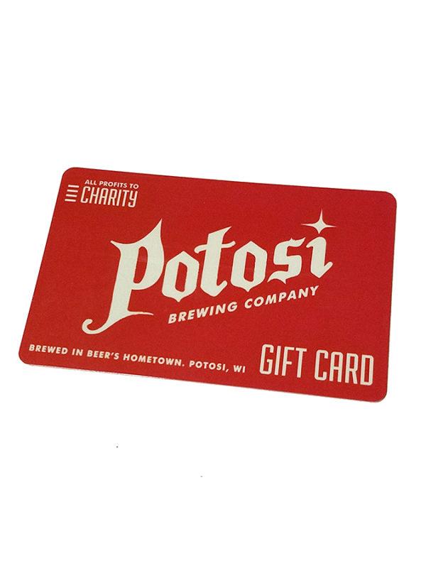 Potosi Gift Card