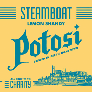 Steamboat Lemon Shandy