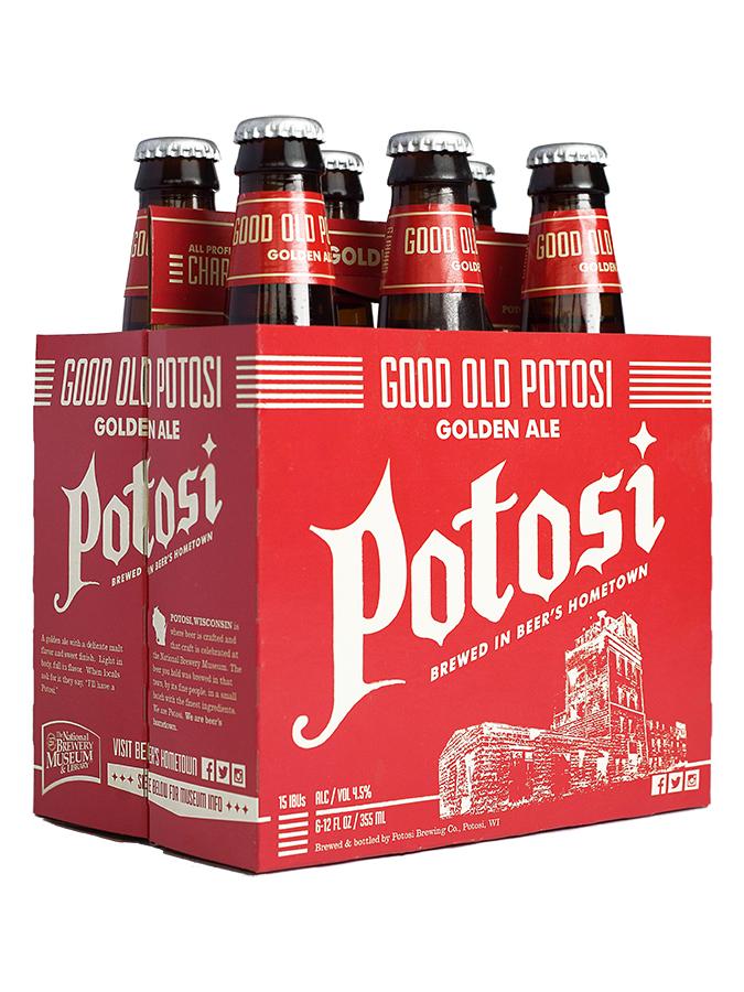 Good Old Potosi 6-Pack
