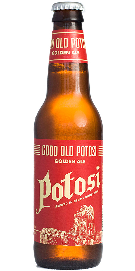 Good Old Potosi 12oz