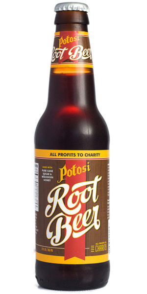Potosi Root Beer 12oz