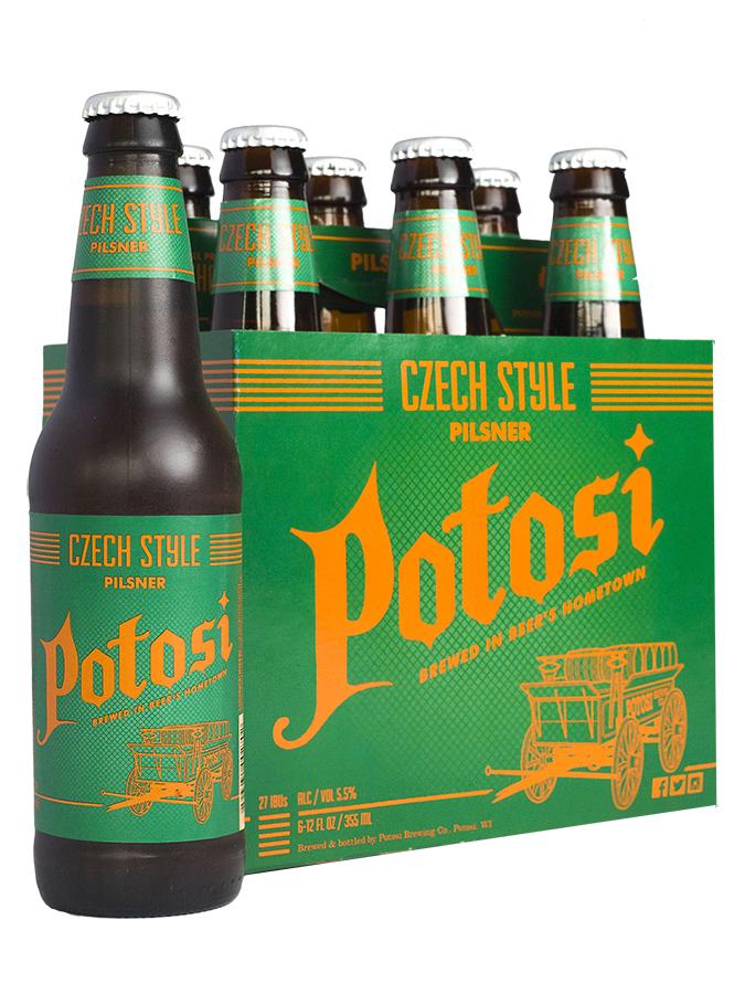 Czech Style Pack w/Bottle