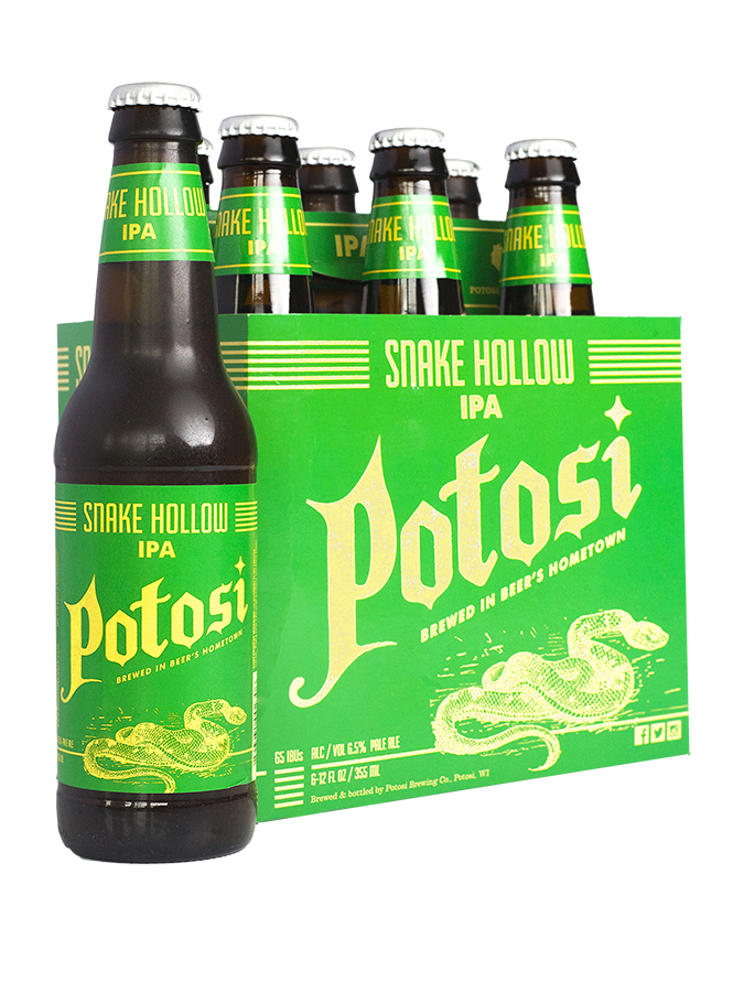 Snake Hollow Pack w/Bottle