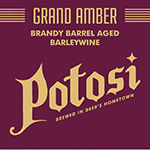 Grand Amber (Brandy Barrel Aged Barleywine)