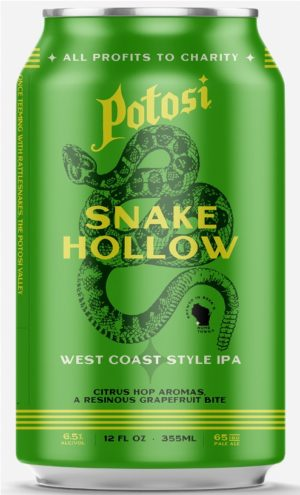 snake hollow ipa 12oz can compressed